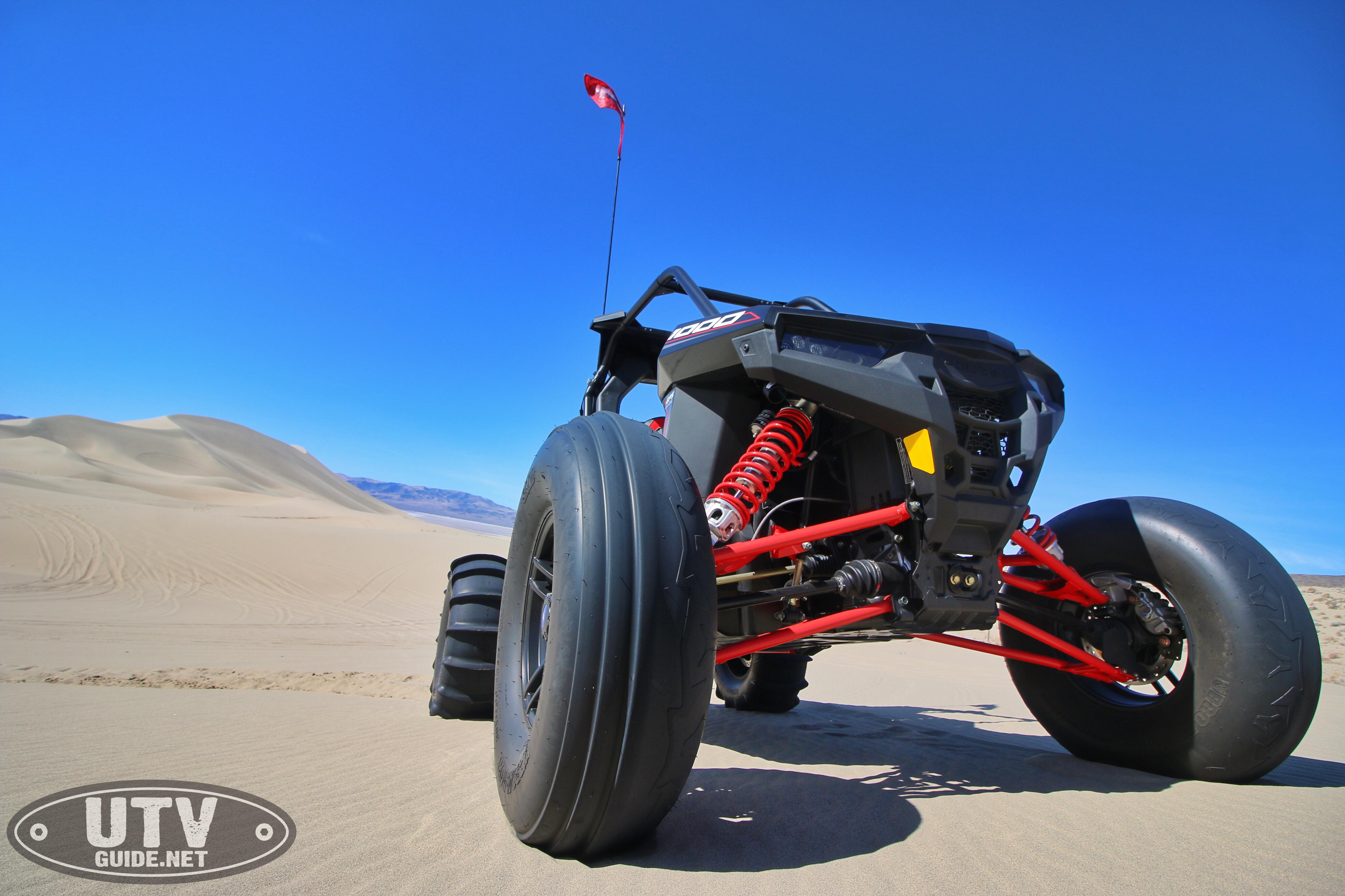 Polaris RZR RS1 Dune Review - UTV Guide