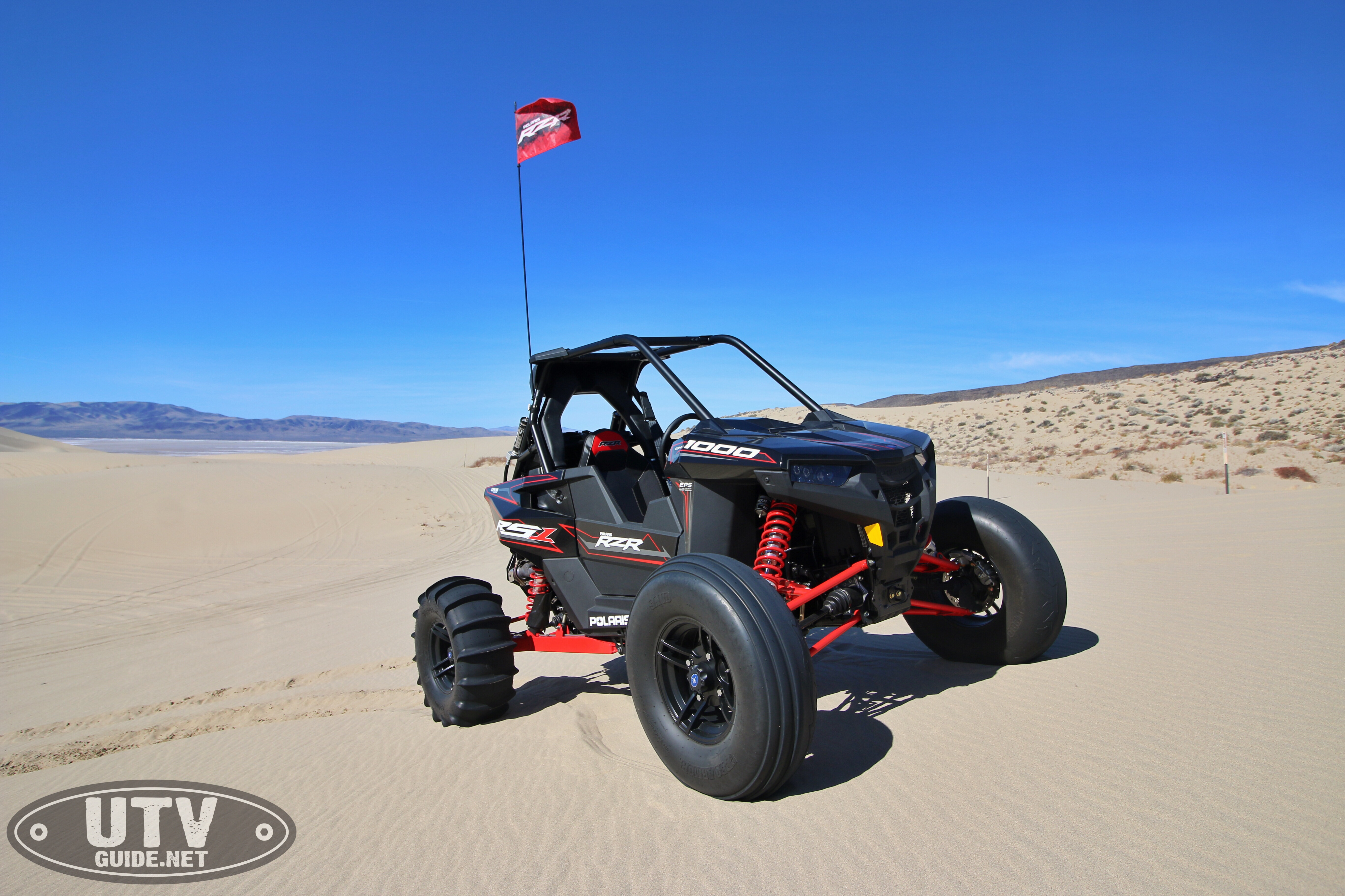 Can Am Parts >> Polaris RZR RS1 Dune Review - UTV Guide