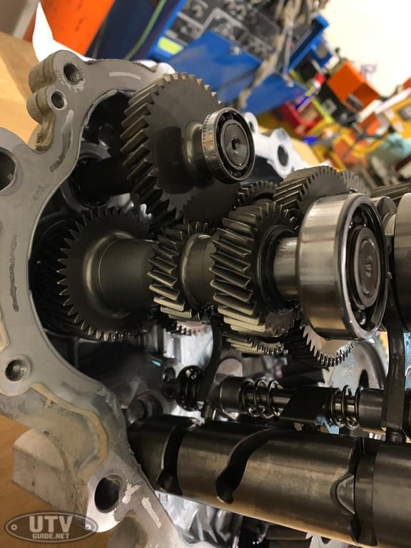 Polaris Rzr 1000 Turbo >> Testing Lower Transmission Gears in our Polaris RZR XP ...