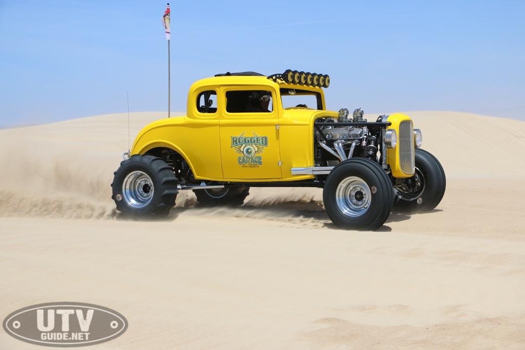 Rugged Radios Mind-blowing  U201832 Ford Rzr Hot Rod