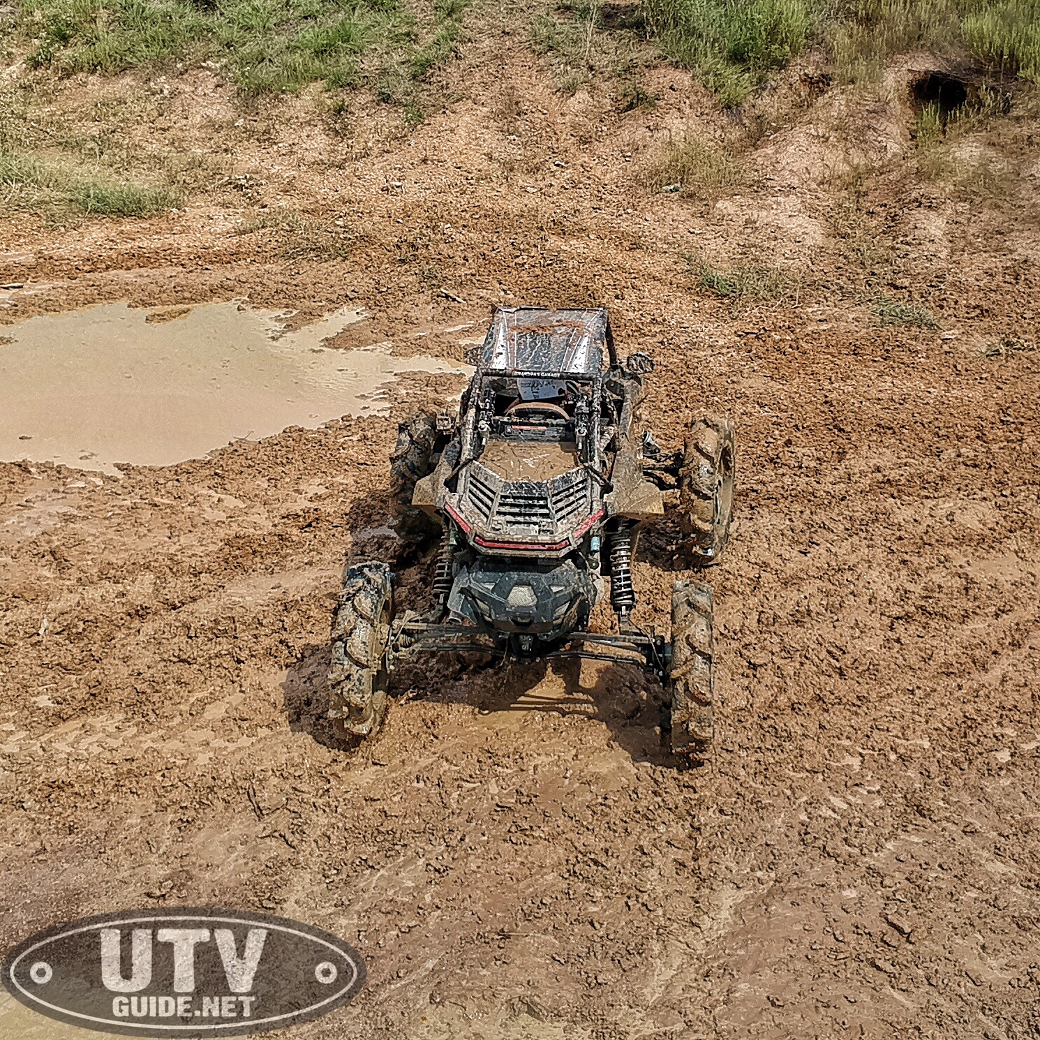 Polaris Rzr Rs1 Mud Build By Rzr Life Utv Guide