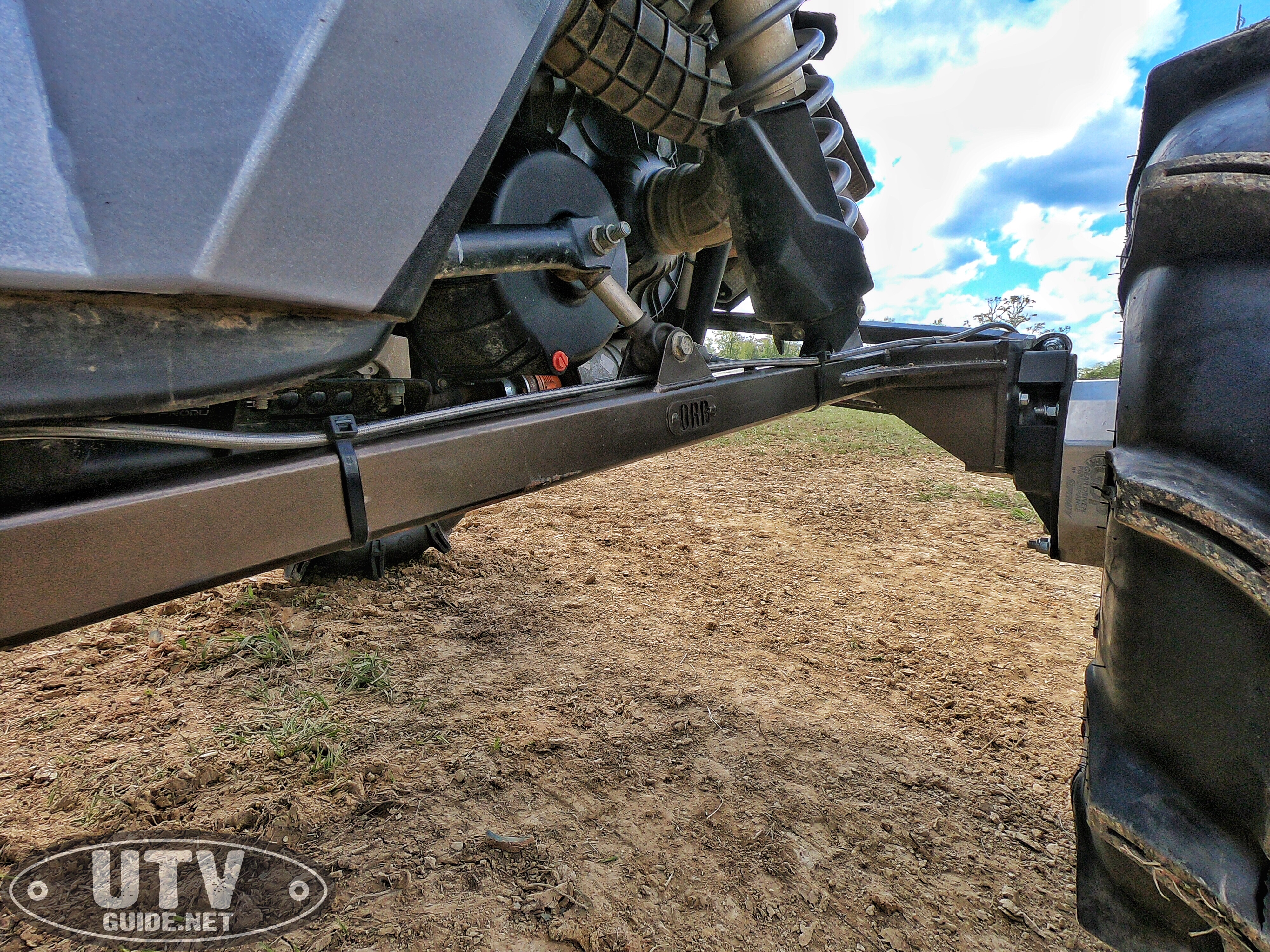 Best Side By Side Atv >> Polaris RZR RS1 Mud Build by RZR Life - UTV Guide