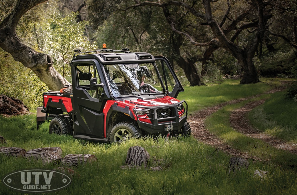 Textron Off Road Introduces The All New Prowler Pro Utv