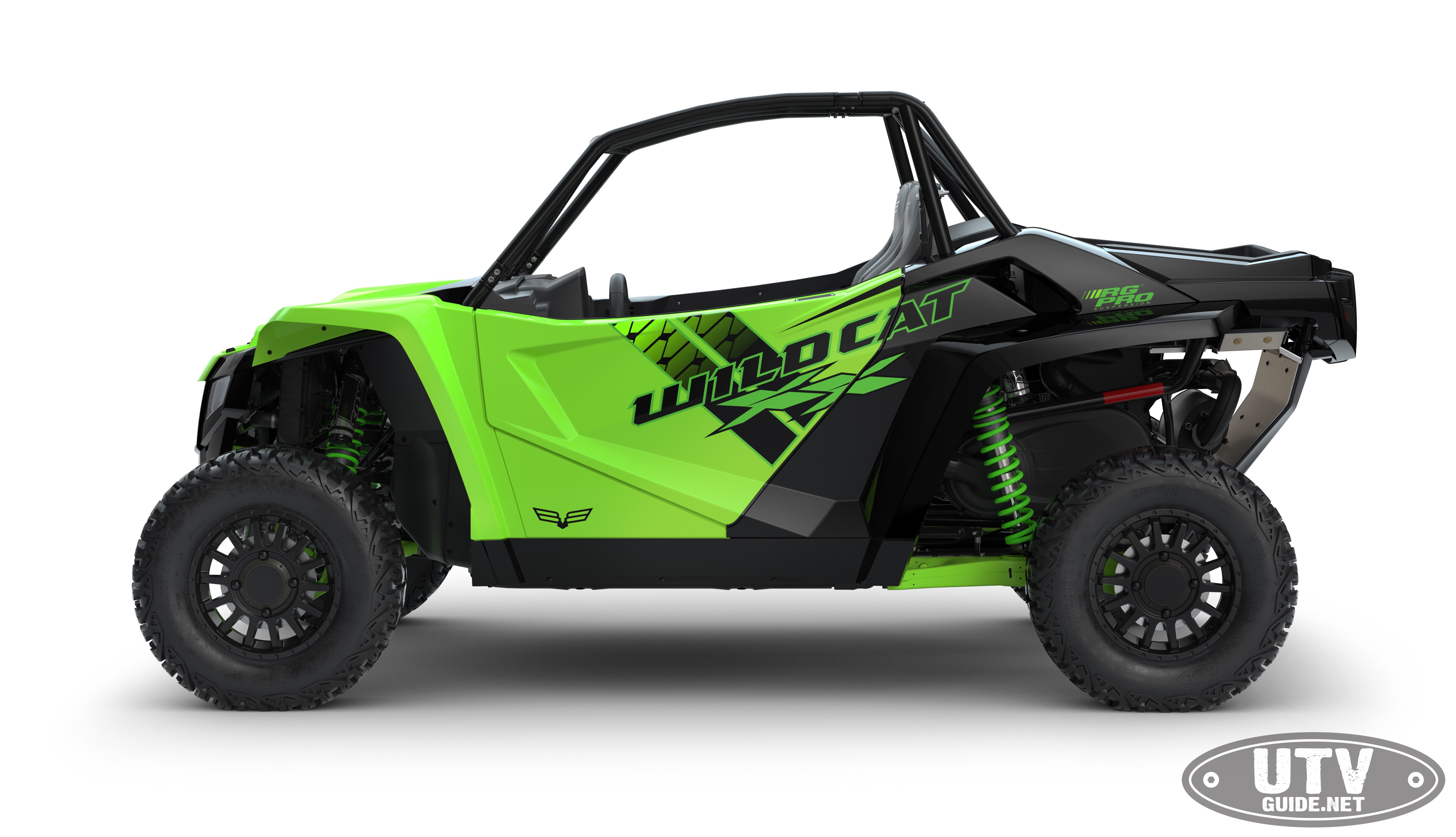 Budget Energy Top Up >> Textron Wildcat XX Review - UTV Guide