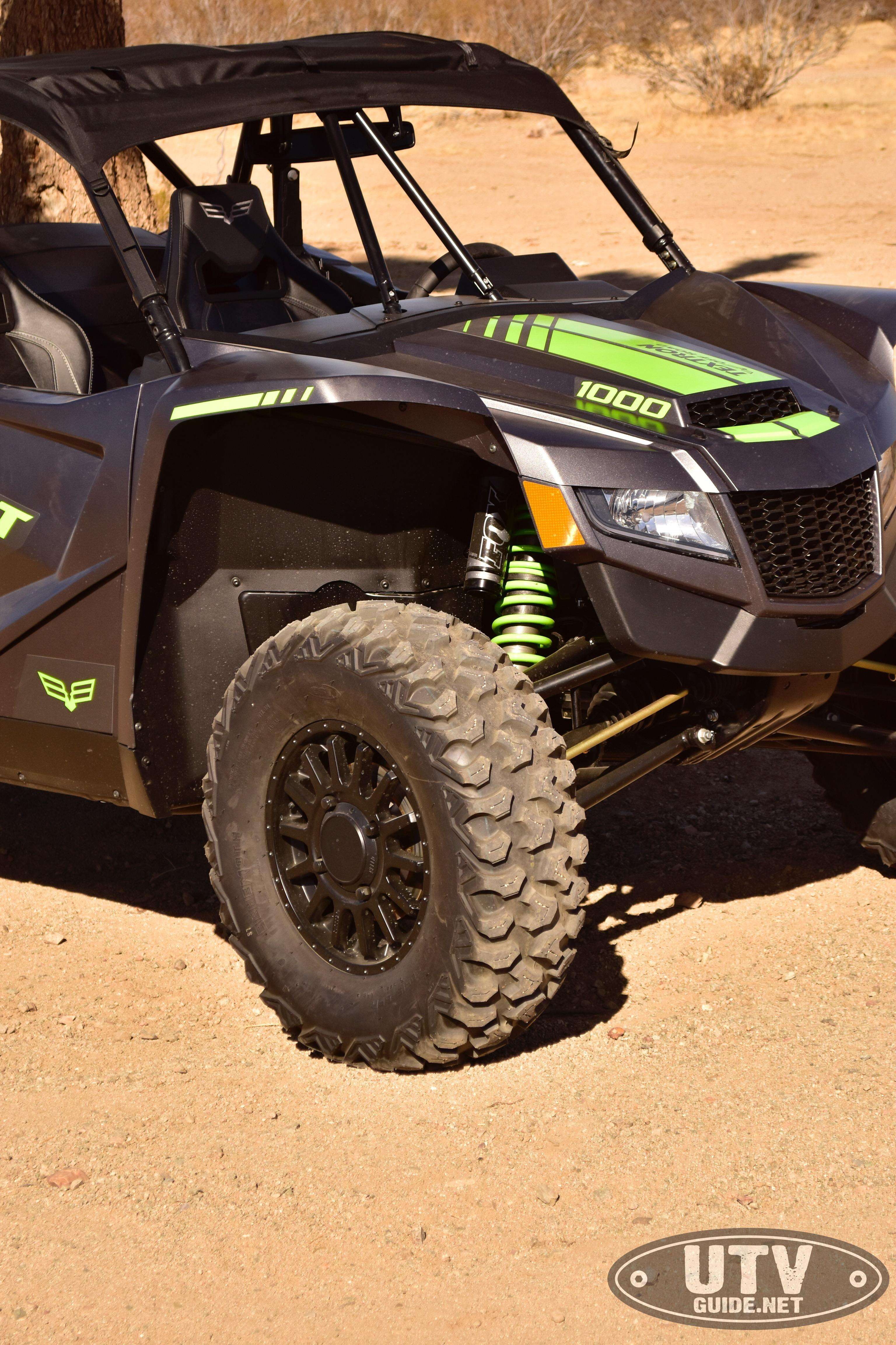 Budget Energy Top Up >> Textron Wildcat XX Review - UTV Guide