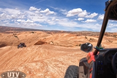 Where Eagles Dare 4x4 Trail in Moab, Utah