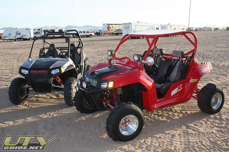 Dune Tour Glamis 2009