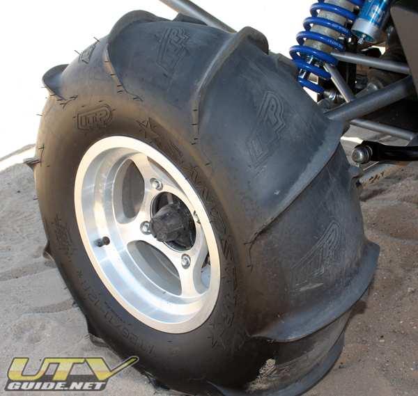 ITP DuneStar Paddle Tire