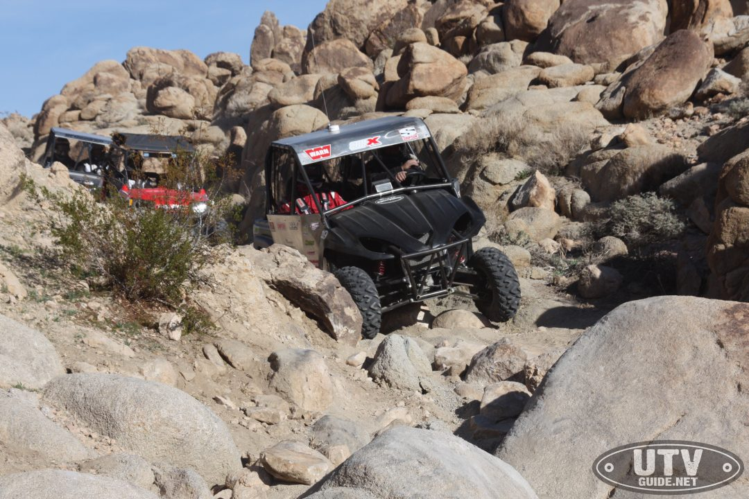 2009 King fo the Hammers UTV Race