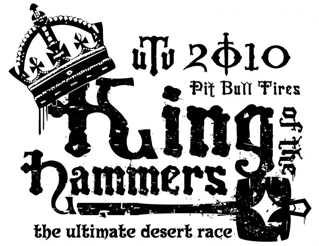 King of the Hammers UTV Race
