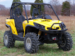 Can-Am Commander Front Bumper