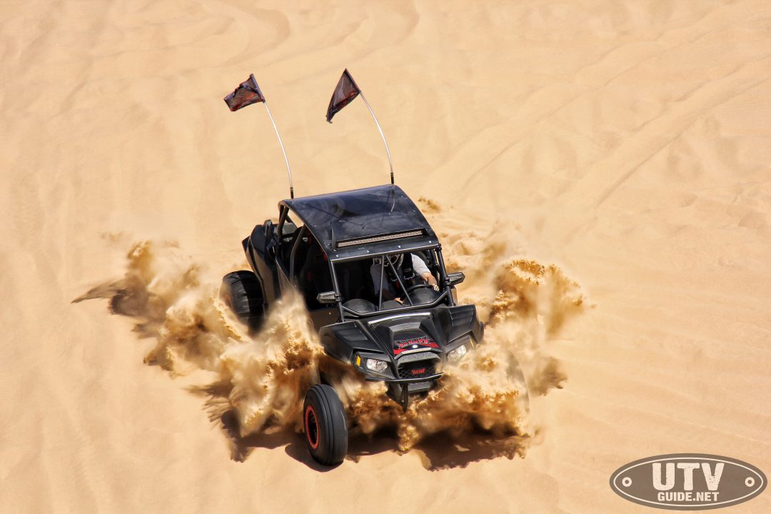 Glamis UTV Industry Ride