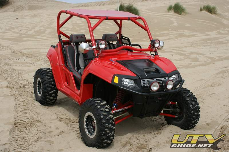 Fullbore Innovations RZR 800 Body