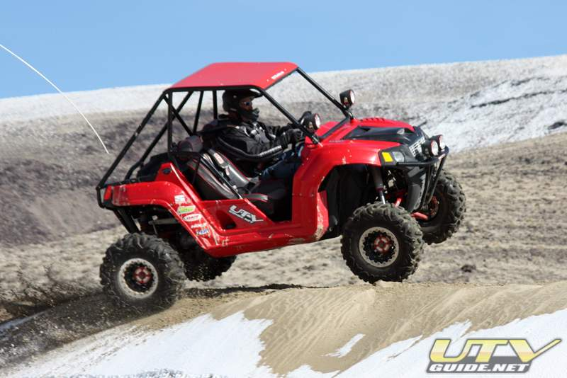 Long Travel Polaris RZR 900