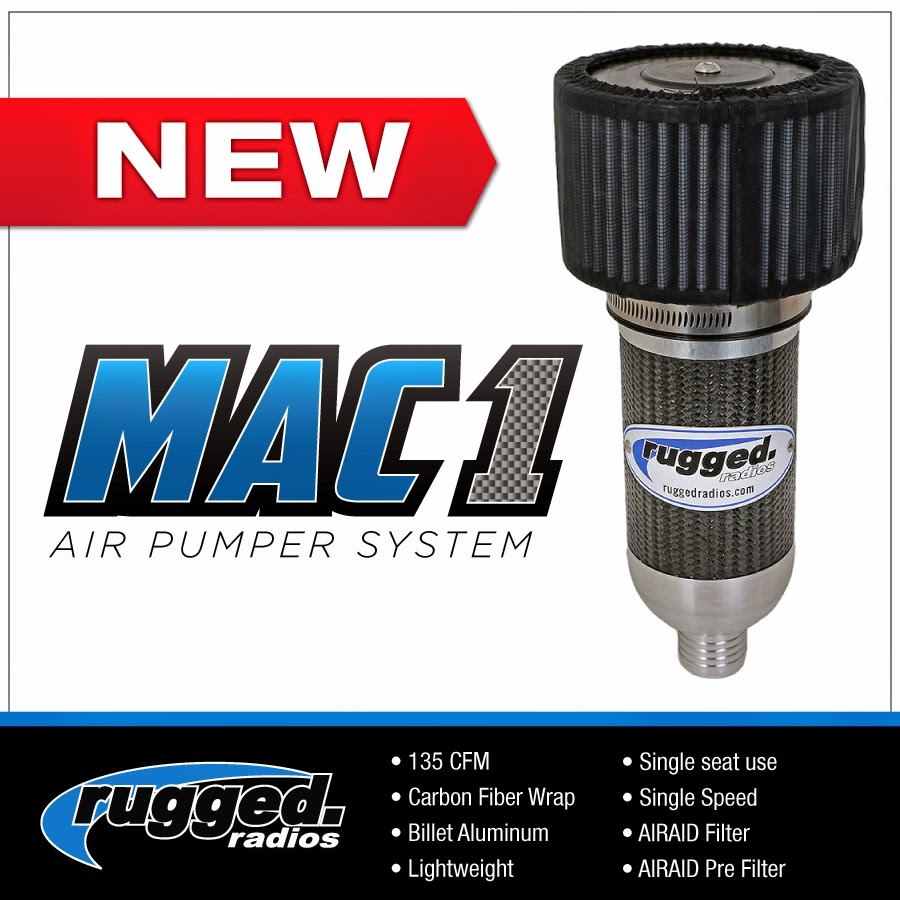 MAC1 Air Pumper System