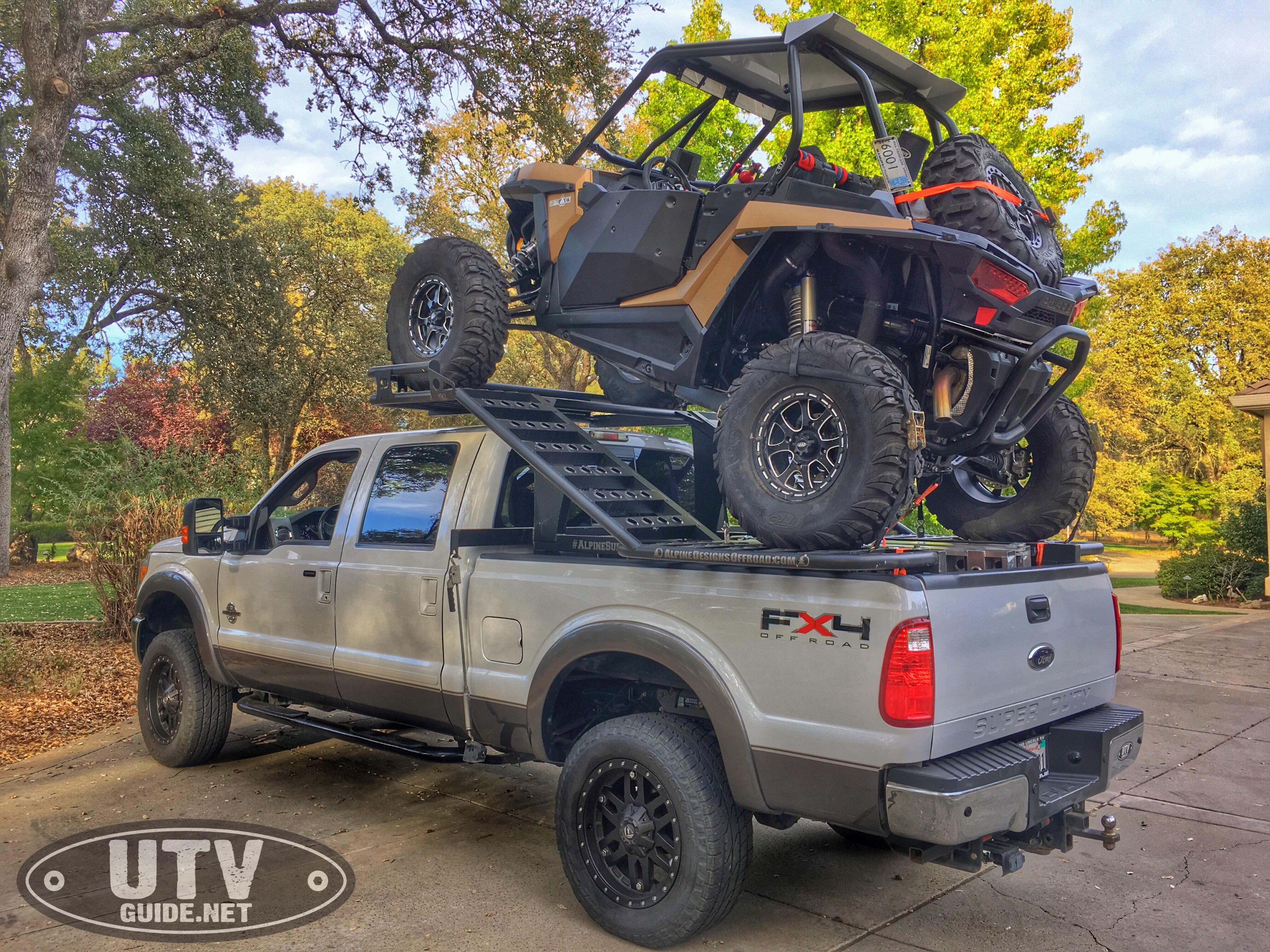 UTV Truck Rack