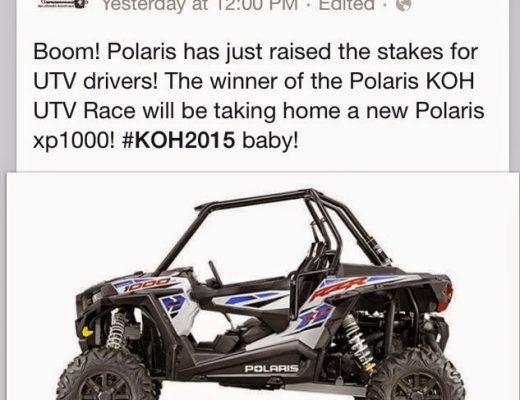 PolarisRZR XP 1000