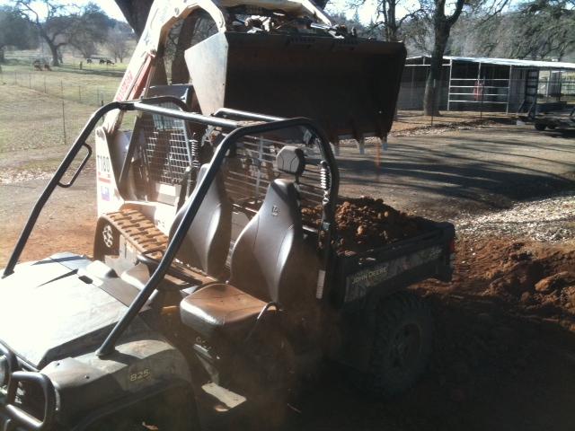 John Deere Gator XUV 825i 4x4
