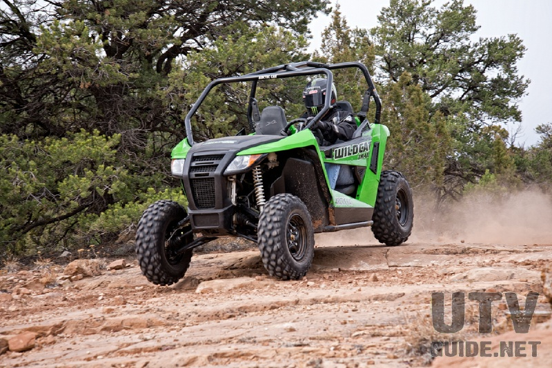 Textron Wildcat Trail
