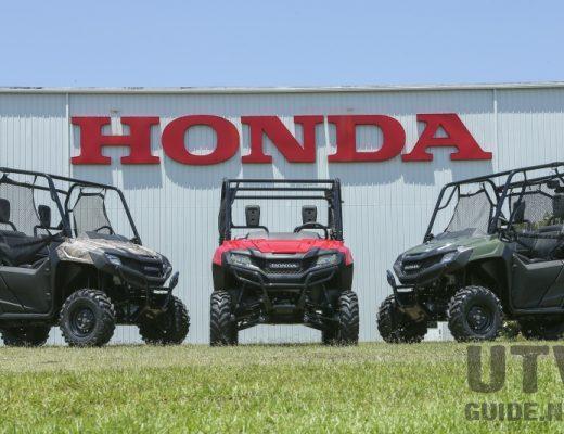 Honda Pionner 700 and 700-4