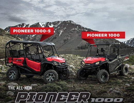 Honda Pioneer 1000