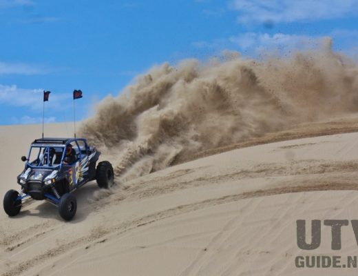 Turbocharged Polaris RZR XP