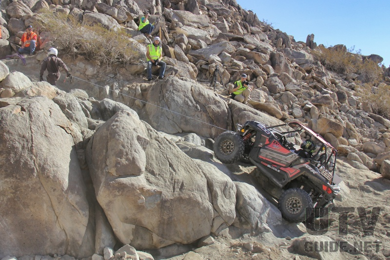 2015 King of the Hammers UTV Race