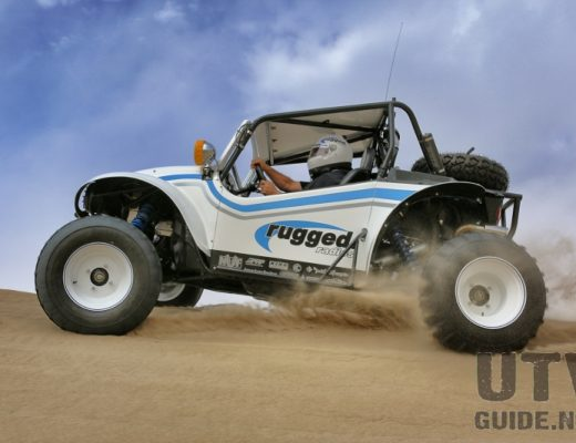 Rugged Baja RZR