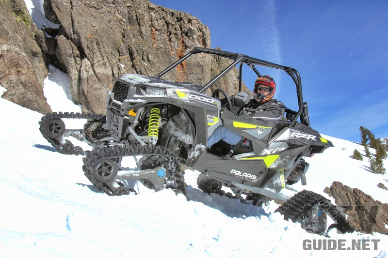 Polaris RZR XP 1000 Tracks