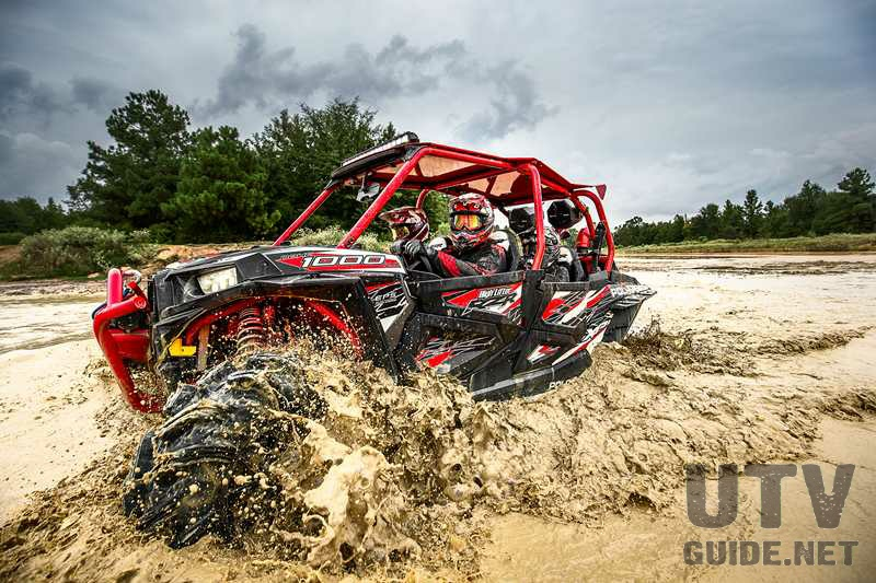 Polaris RZR XP 4 1000 High Lifter Edition