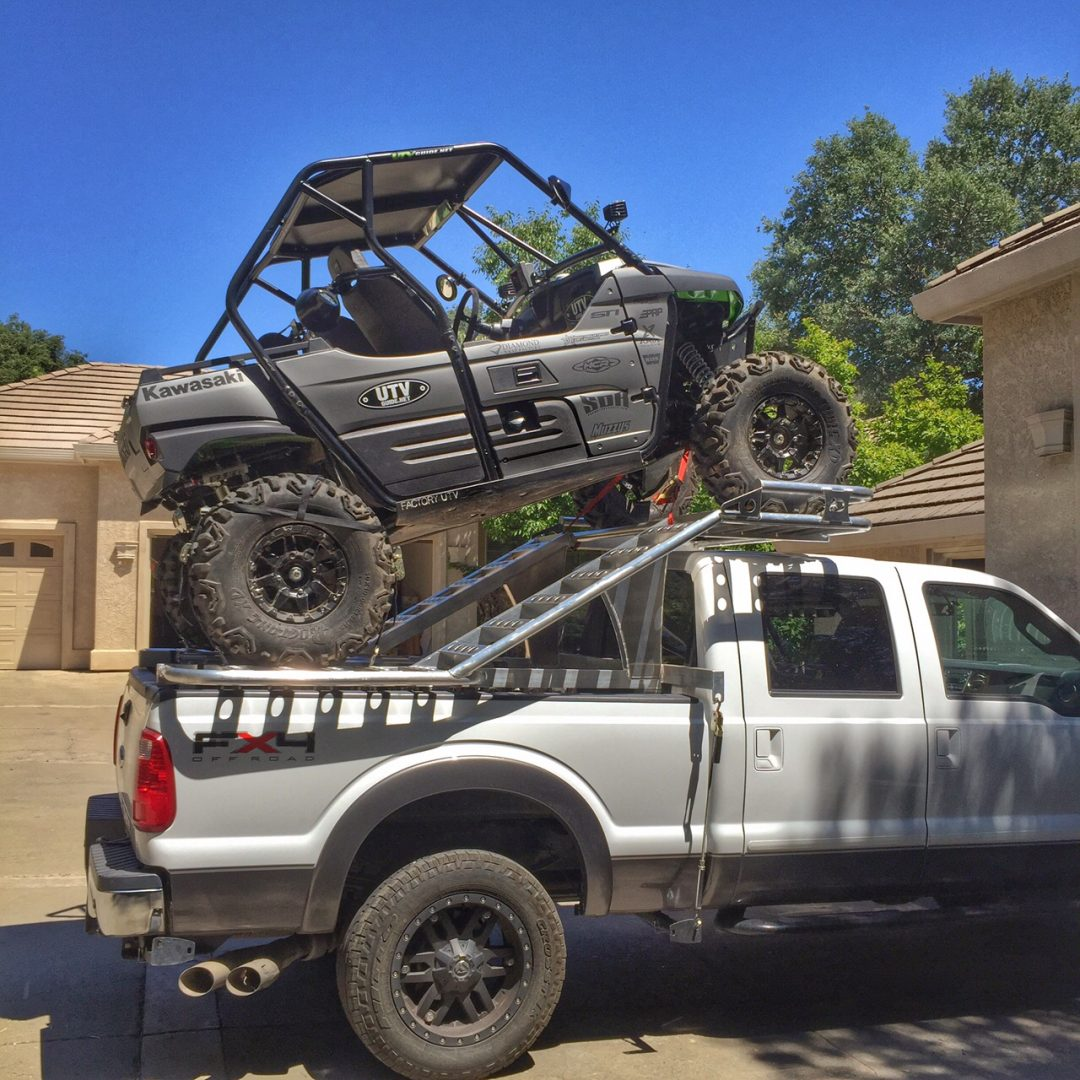 Over the Cab Truck Rack