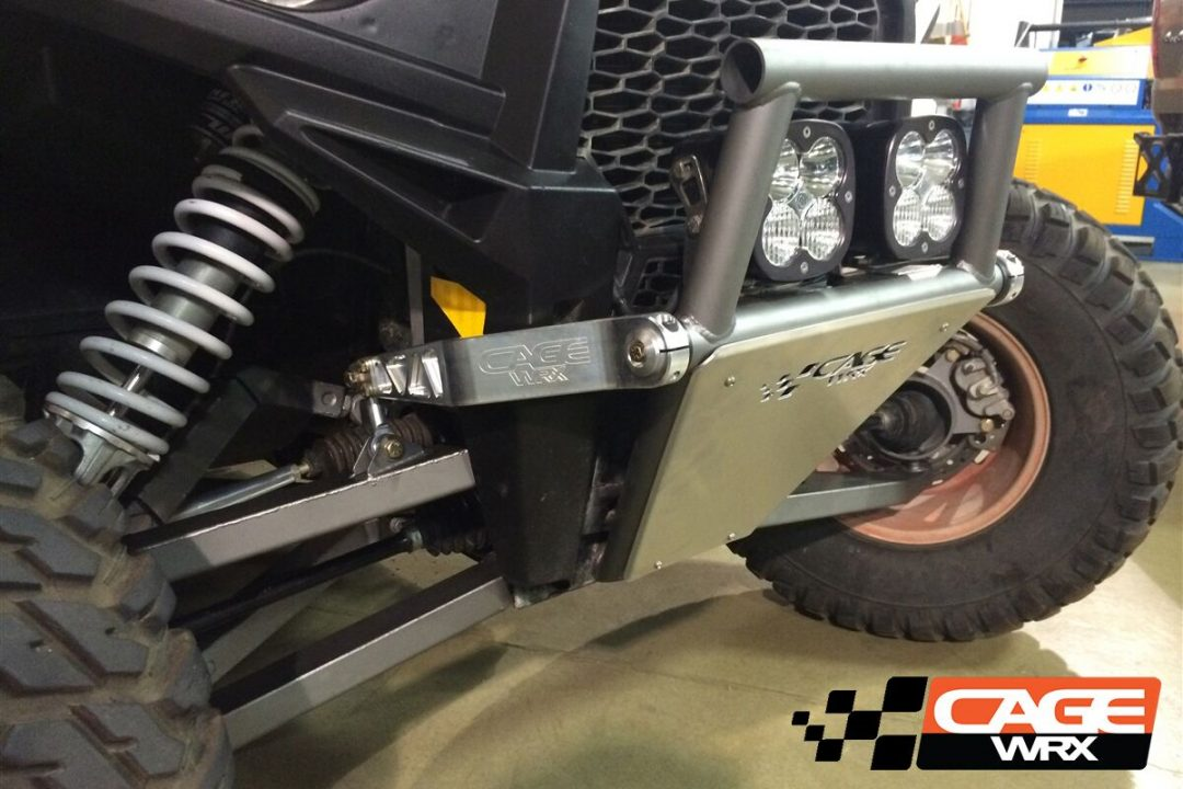 CageWrx RZR Suspension
