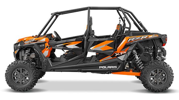 Polaris Rzr Xp4 Turbo