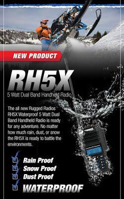 Rugged Radios RH5X