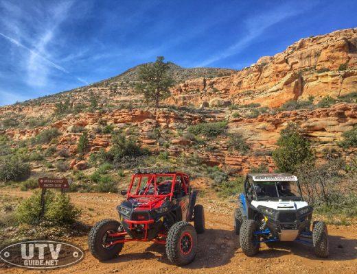 Grand Canyon UTV Ride