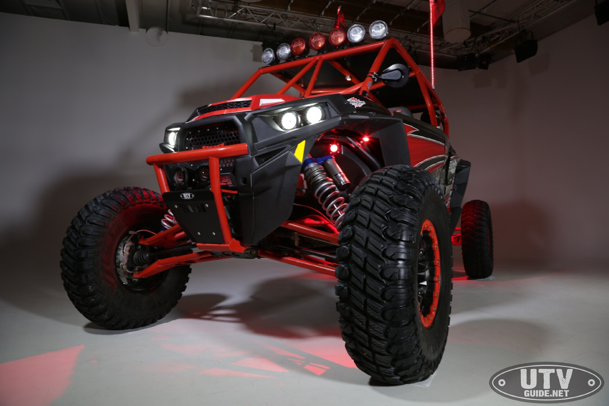Led Lighting On Our Polaris Rzr Xp4 Turbo Utv Guide
