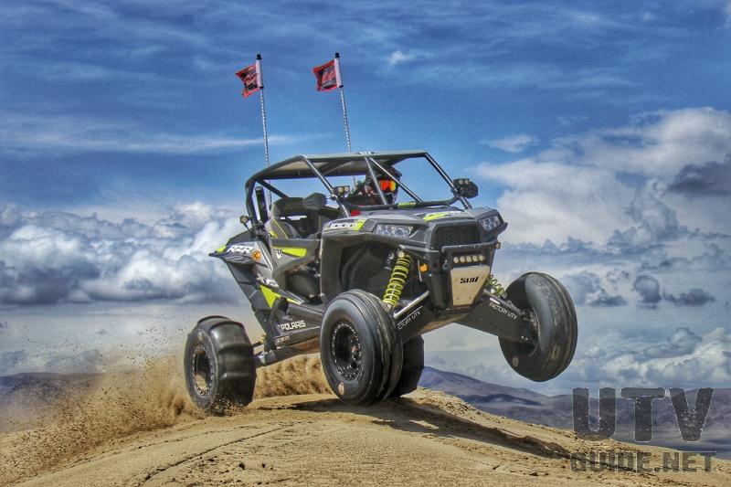 GMZ Sand Stripper XL Tire