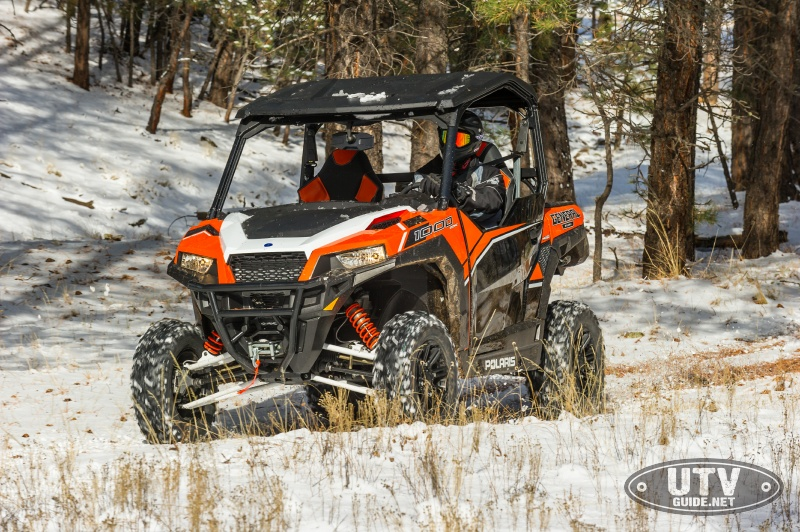 Polaris General 1000 Eps Review