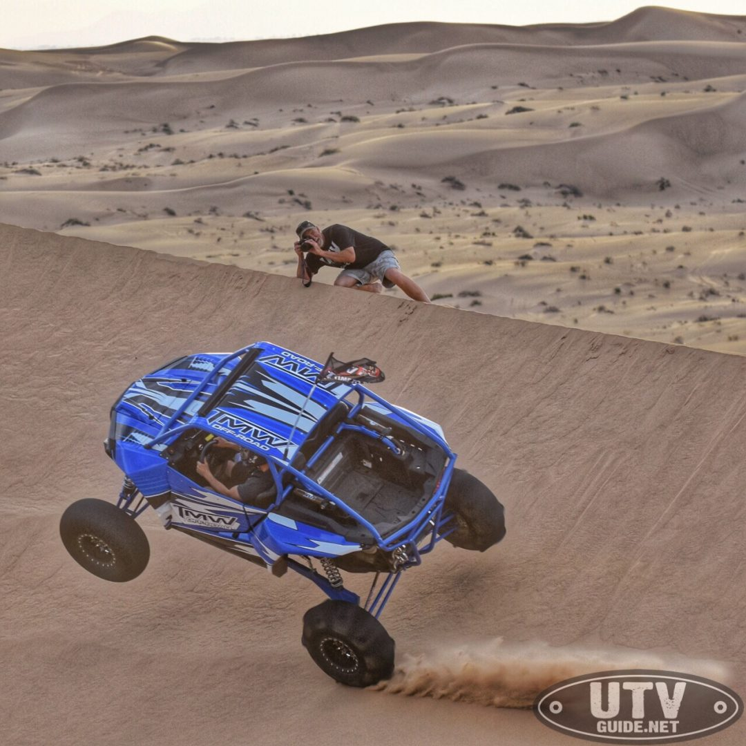 5th Annual UTV Industry Ride - Glamis