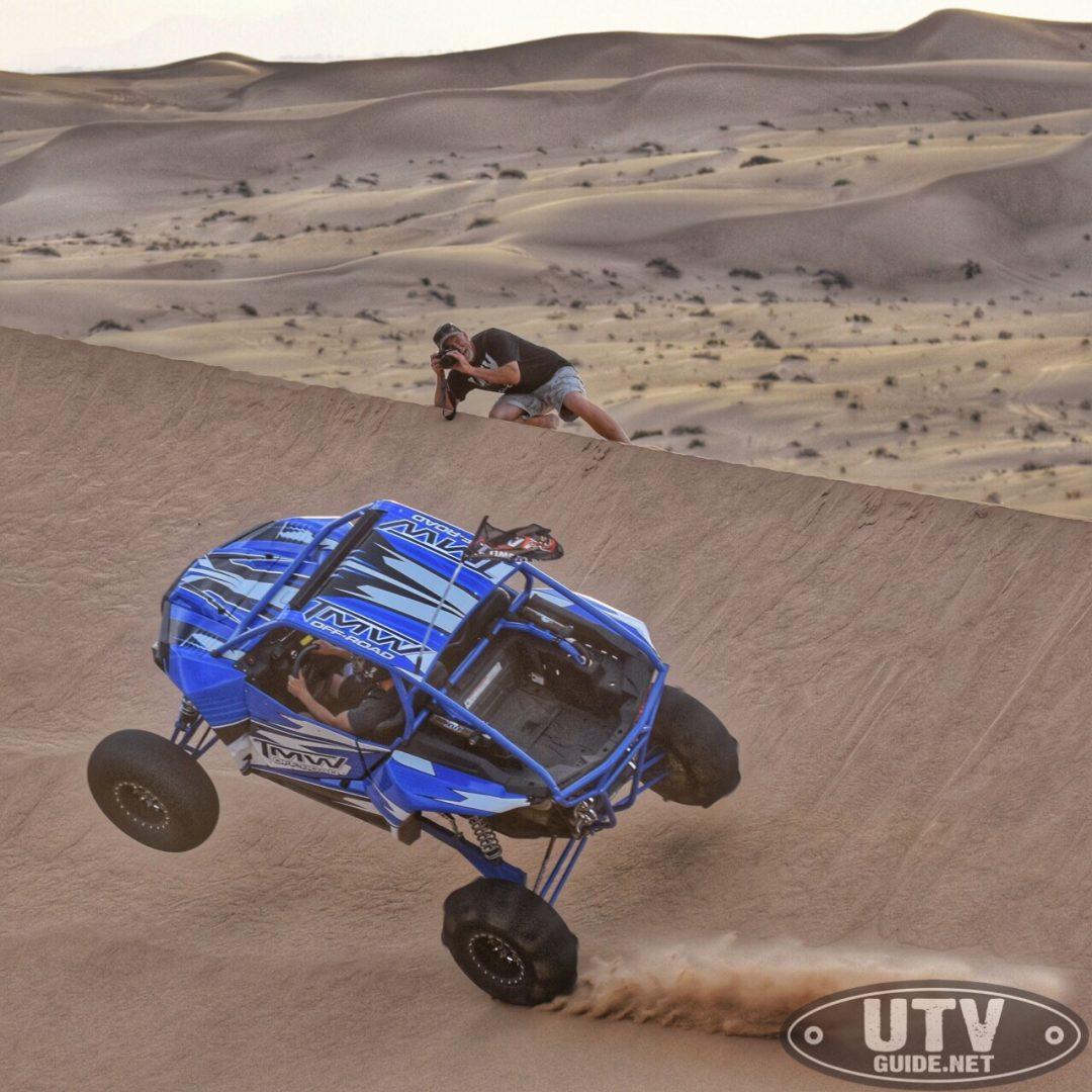 5th Annual UTV Industry Ride - Glamis