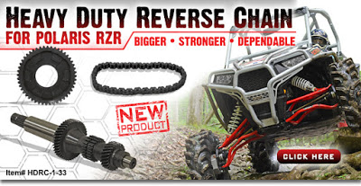 RZR XP 1000 Heavy Duty Reverse Chain