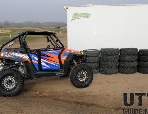 30x10R14 UTV Tire Shootout