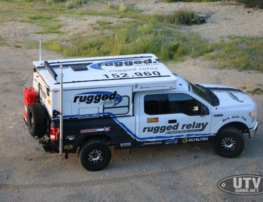 Rugged Radios Relay Truck