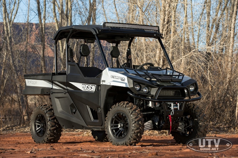 Bad Boy Stampede 900 Review Utv Guide