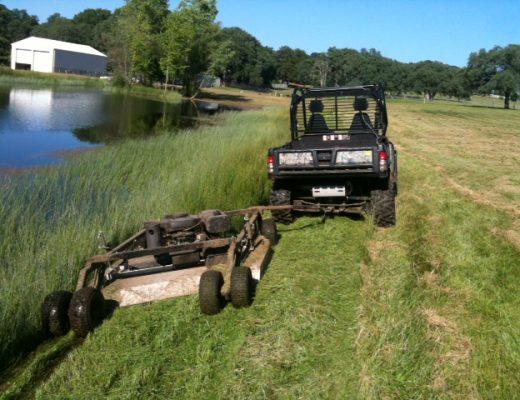 Rough Cut Field Mower