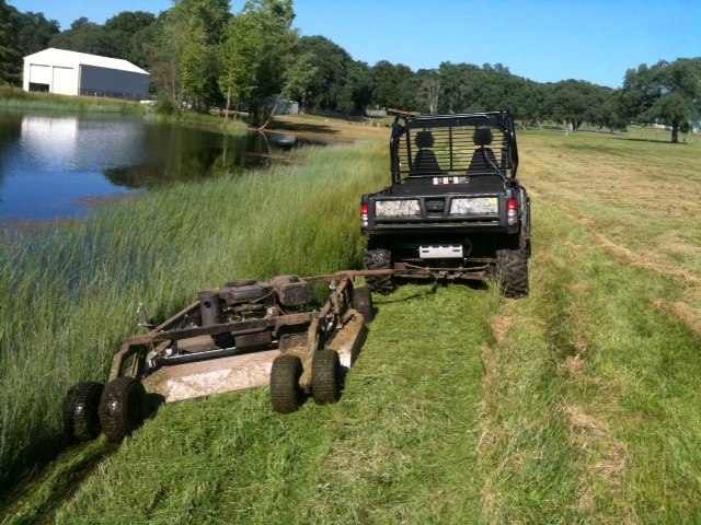 Rough Cut Field Mower