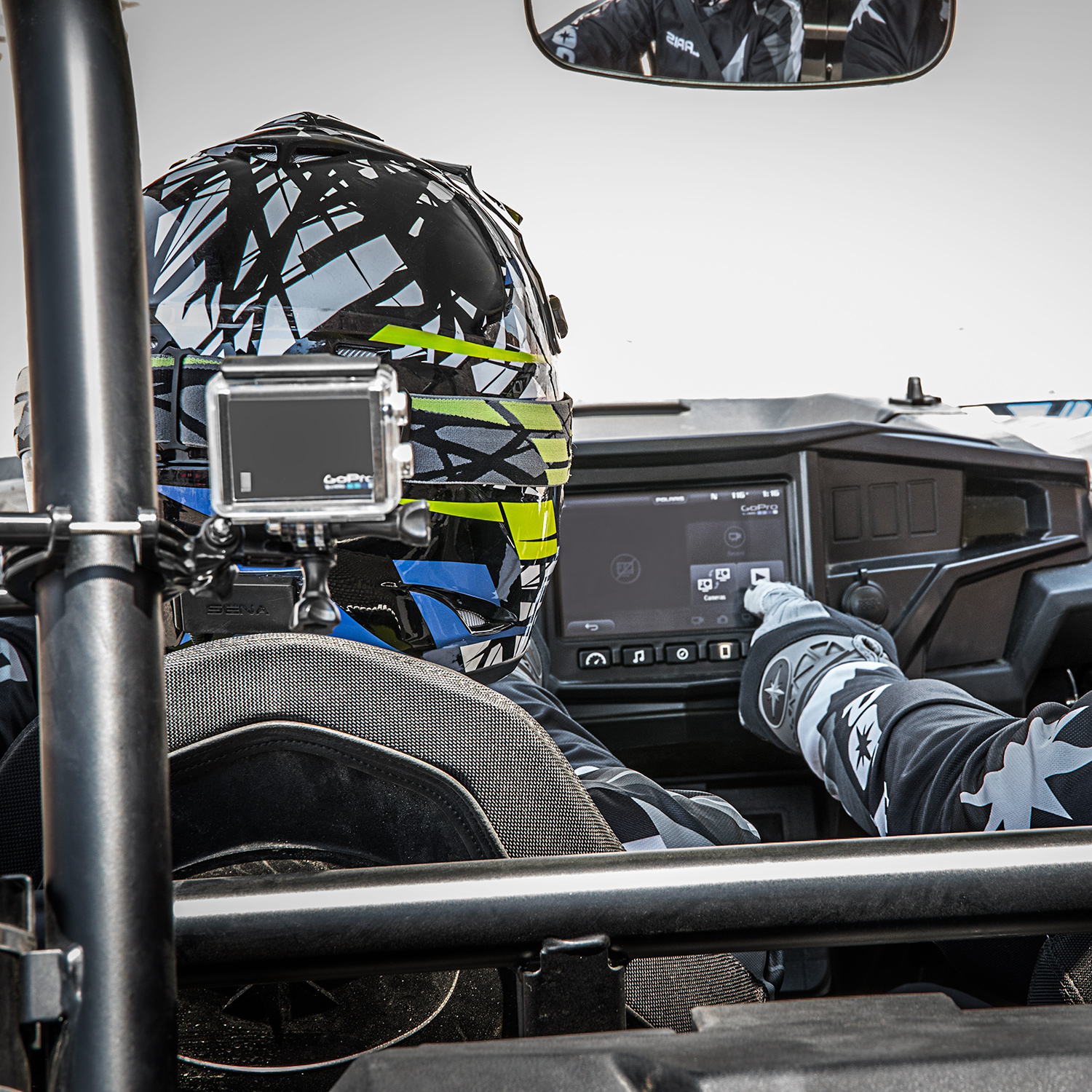 Polaris RIDE COMMAND - Changing the way we Off-Road - UTV Guide