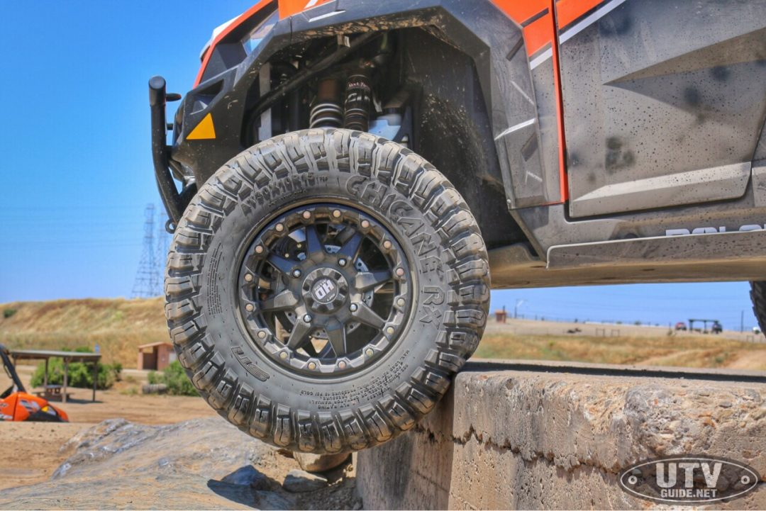 30-inch Tire Test