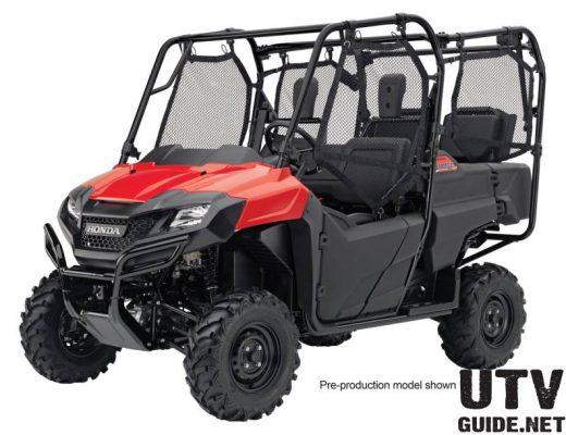 Honda Pioneer 700-4