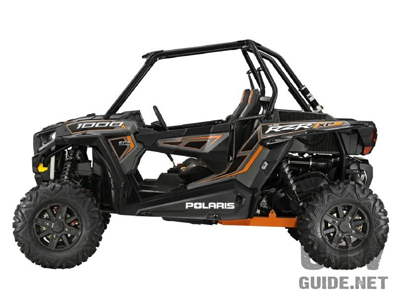 Polaris Rzr Xp 1000 Utv Guide